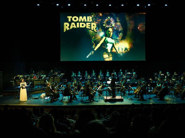 Tomb Raider live in concert