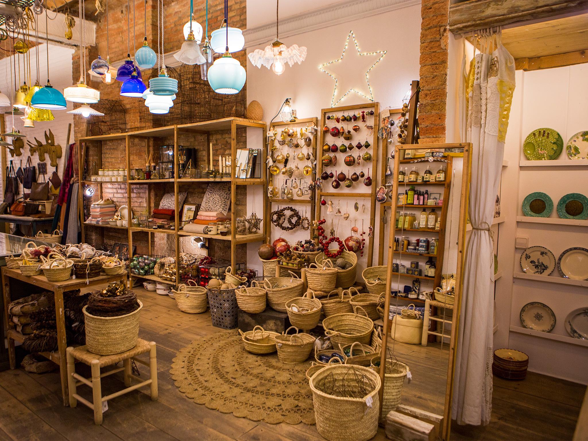 Las 27 mejores tiendas de Barcelona
