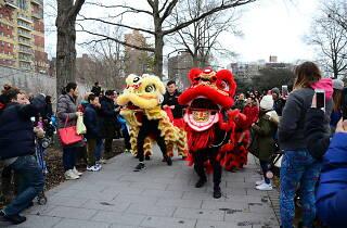 Lunar New Year Celebration at the QBG