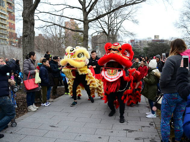 Lunar New Year Celebration at the QBG