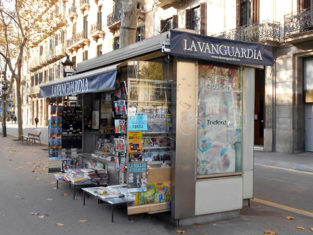 Aquest és el sorprenent nou ús dels quioscos de Barcelona