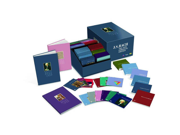 Bach 333: The New Complete Edition