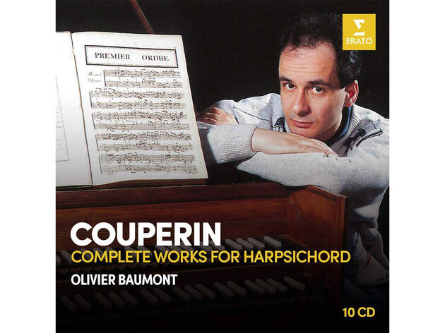 Couperin Complete Works for Harpsichord