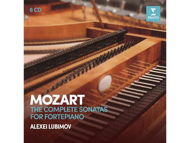 Mozart - The Complete Sonatas for Fortepiano