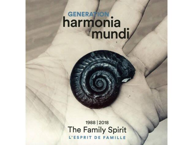Generation Harmonia Mundi + The Family Spirit