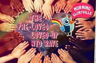 The 'Pre-Loved' Loved-Up NYD Rave