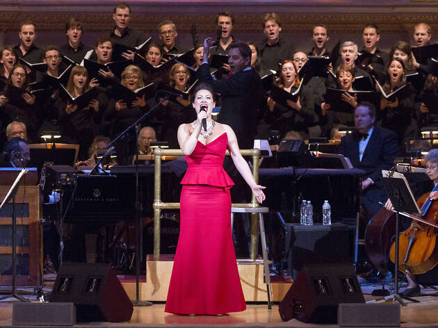 The New York Pops: Under the Mistletoe with Ashley Brown