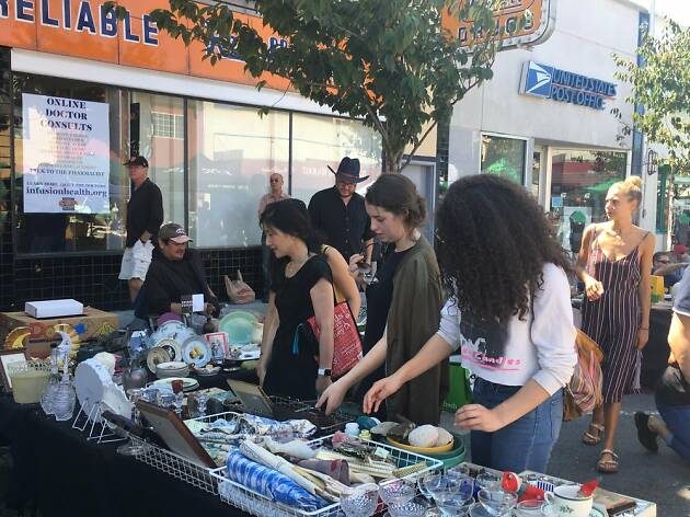 Inner Sunset Flea