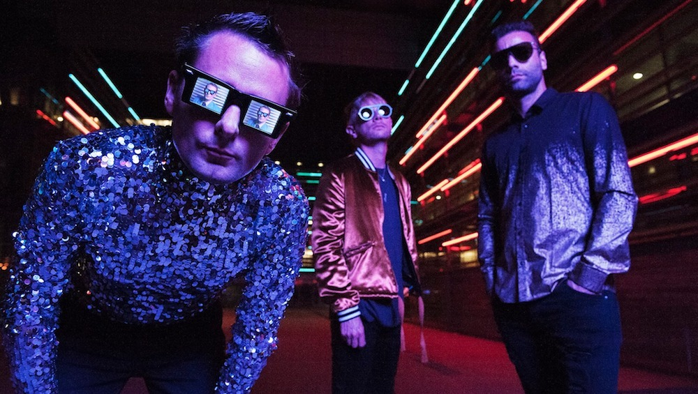 Muse to headline the Singapore Grand Prix Formula 1 2019 concert