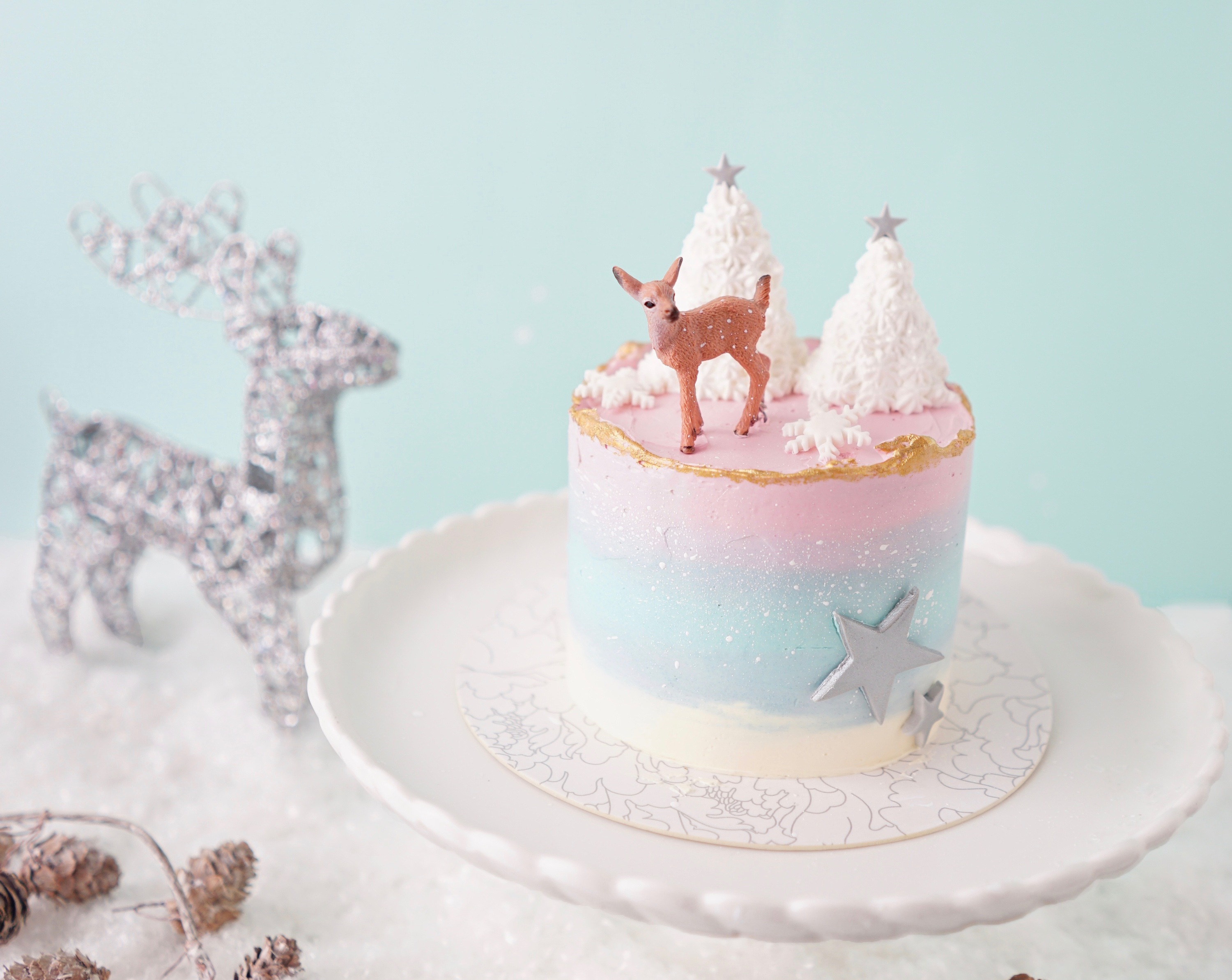 vive cake boutique christmas 2018