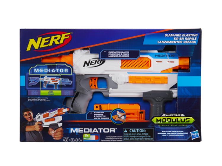 Nerf gun from Toys R Us