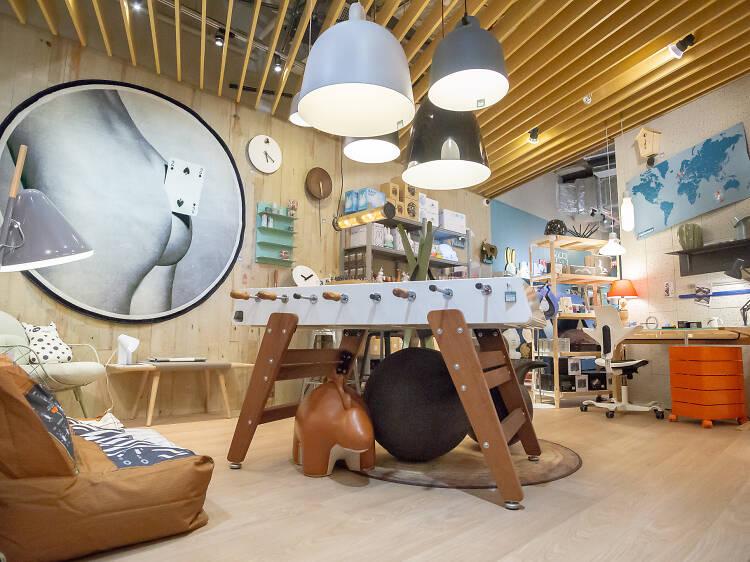 Hong Kong's best furniture and homeware shops