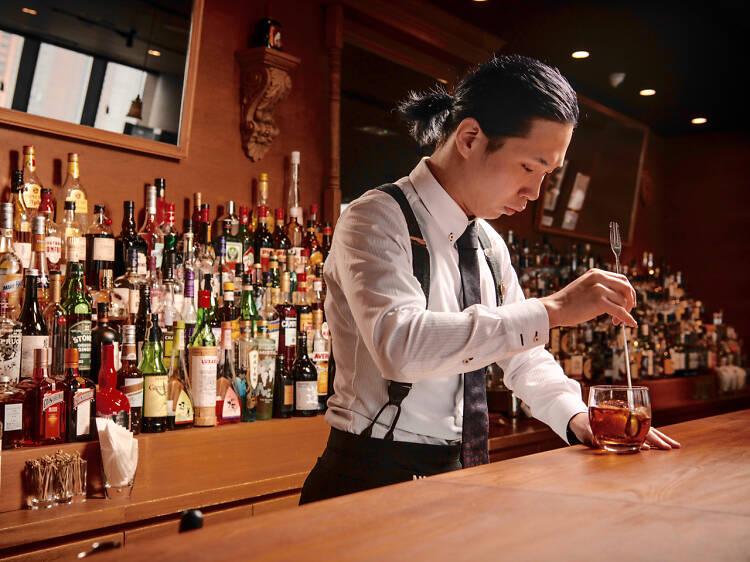 Best Hong Kong bars
