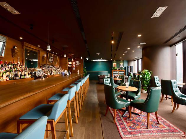 Interior at Bar De Luxe