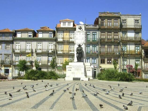 Praça Carlos Alberto
