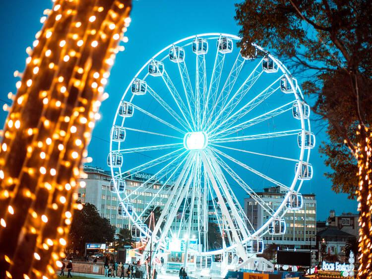 Os melhores mercados de Natal em Lisboa