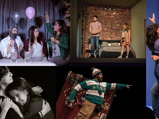 Estas son las 15 obras de teatro que debes ver en diciembre