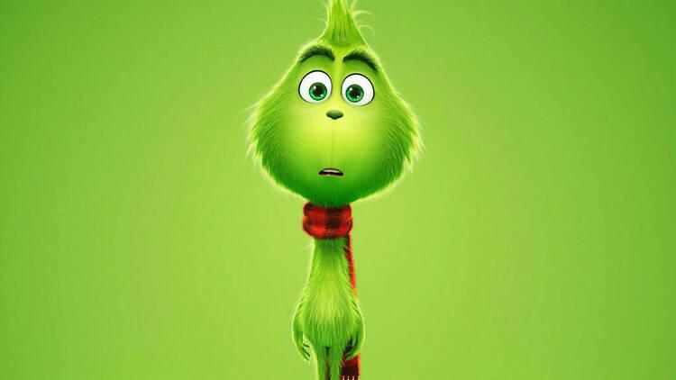 El Grinch vuelve al cine