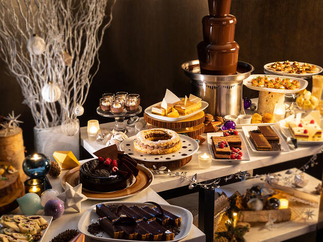 Chocolate Afternoon Tea at The French Kitchen