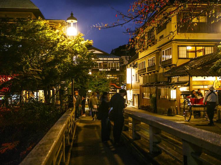 箱根の夜を楽しむ6のこと