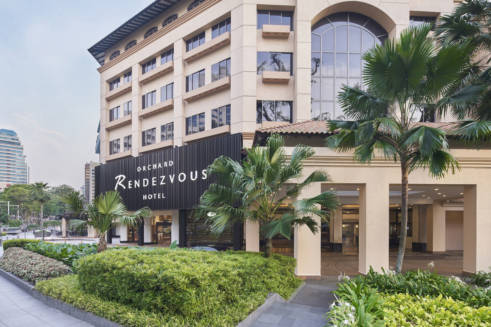 Family comes first at Orchard Rendezvous Hotel