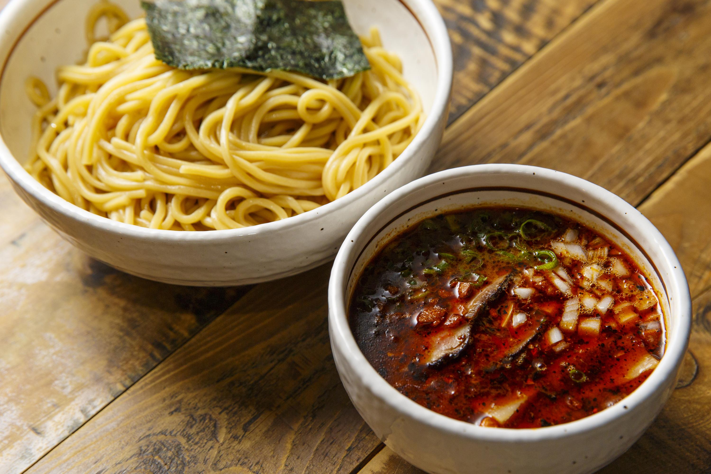 Best tsukemen in Tokyo