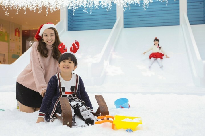 dpark Christmas 2018