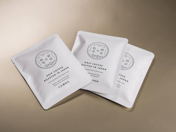 Powderlab Coffee:北海道直送咖啡