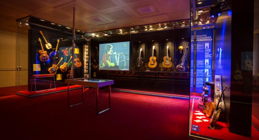 Les guitarres d'en Quico Pi de la Serra