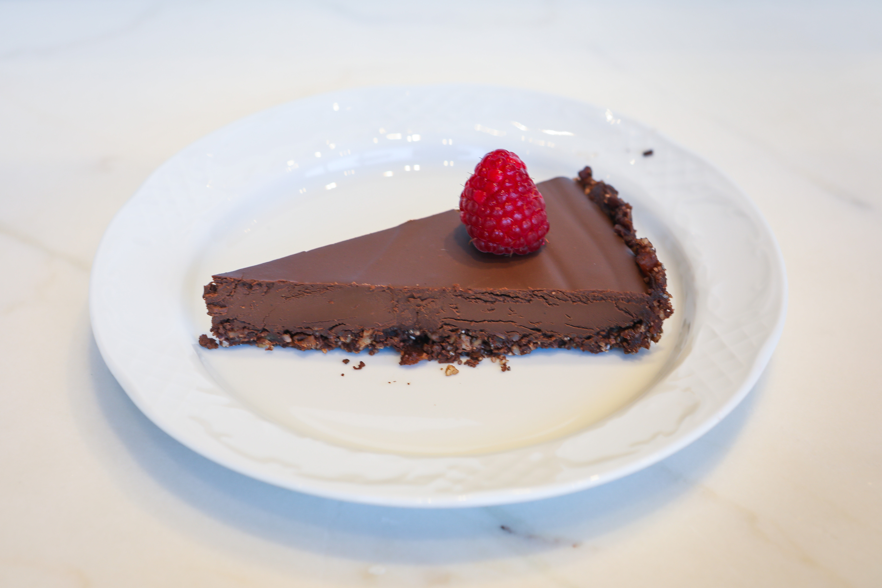 A Tarte de Chocolate - Kinda