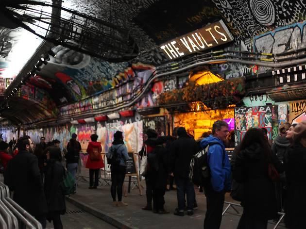 London's Vault Festival is back for 2019
