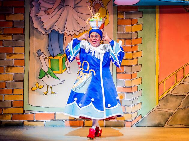 Aladdin - Hackney Empire - 23rd November 2018