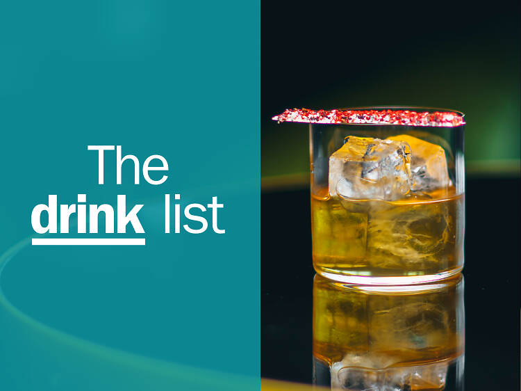 The Time Out DRINK List