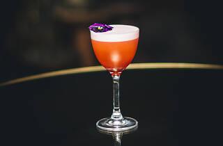 A cocktail in London's Dandelyan bar
