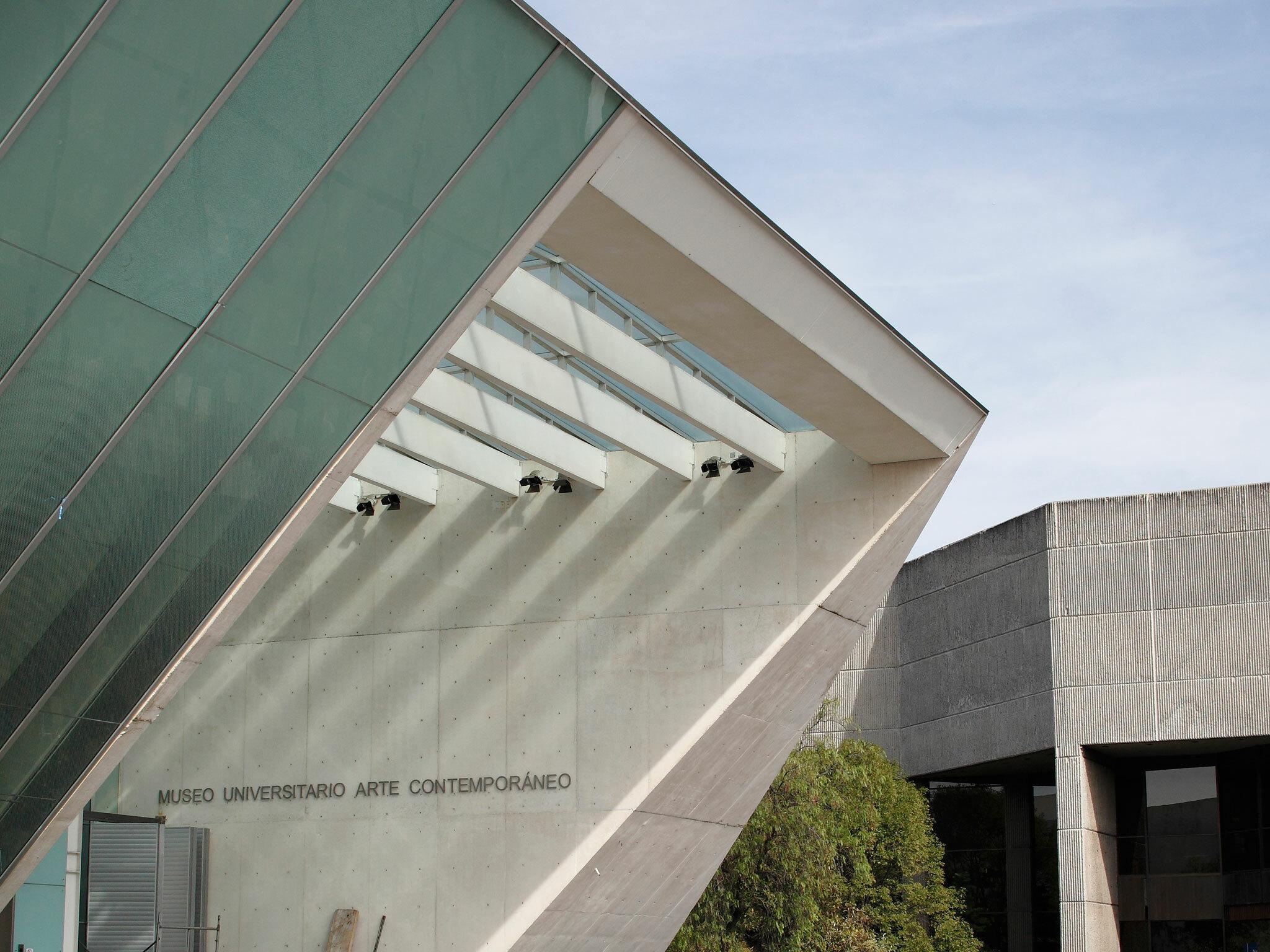 Museo Universitario de Arte Contemporáneo MUAC de la UNAM
