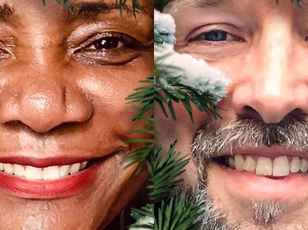 Tonya Pinkins and Brad Simmons: Naughty & Nice