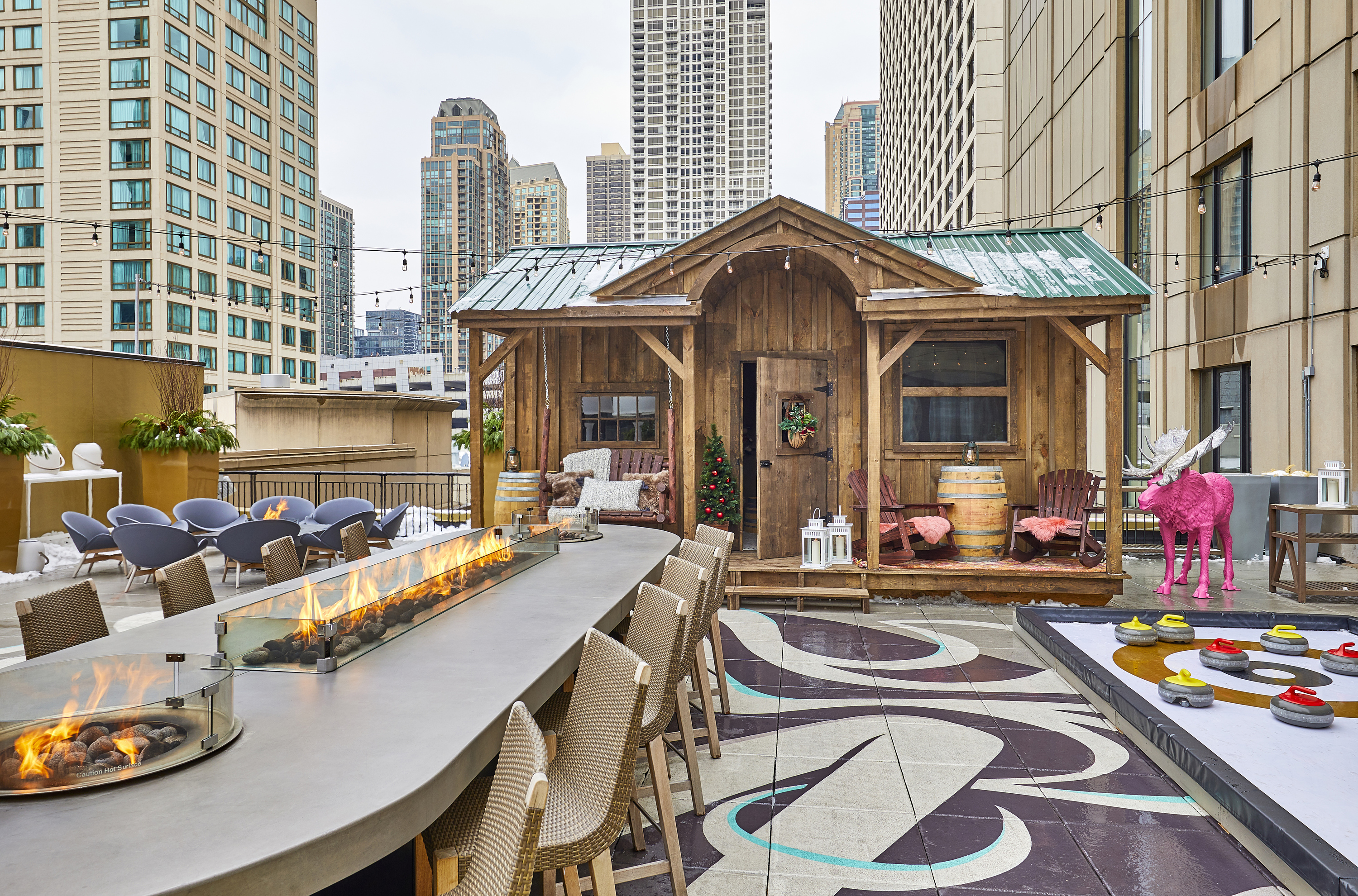 30 Chicago bars and restaurants with fireplaces