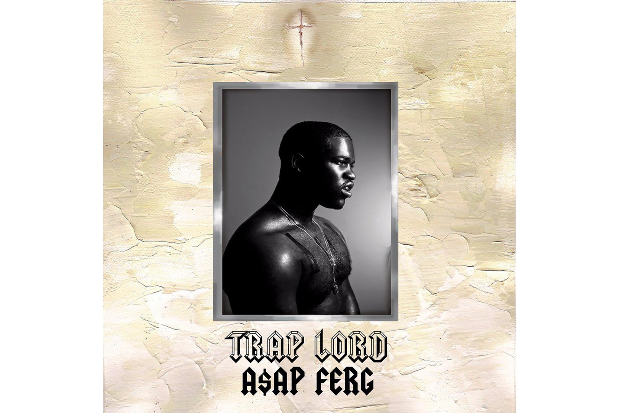"A$AP Ferg - ""Work"" album cover"
