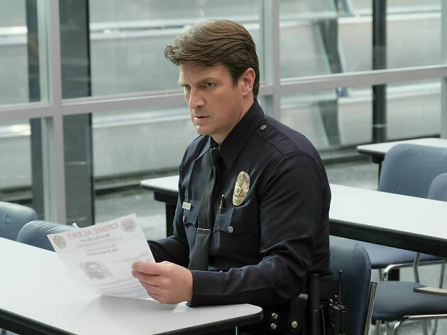 Nathan Fillion vuelve con The Rookie