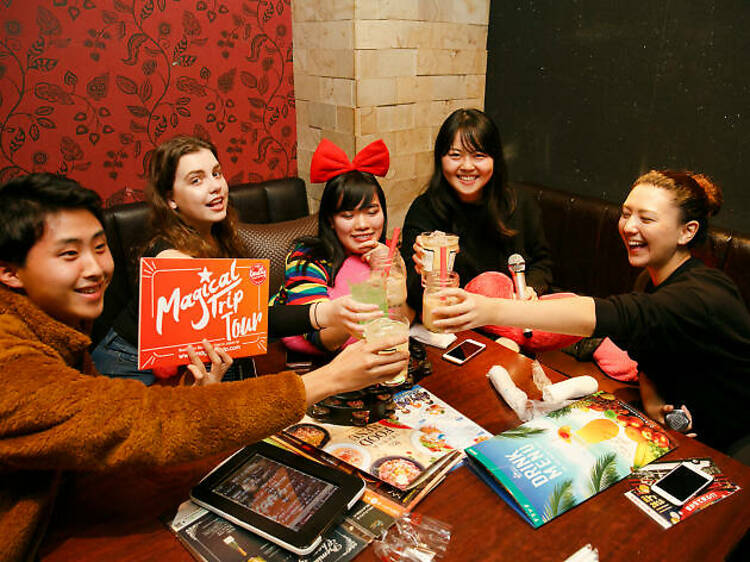 Meet local guides who can share their knowledge of Tokyo