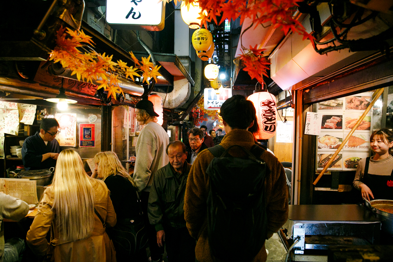 Bar Hopping Tour in Shinjuku