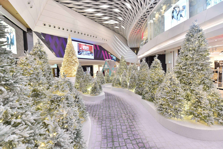 聖誕必去!香港六大看飄雪好去處