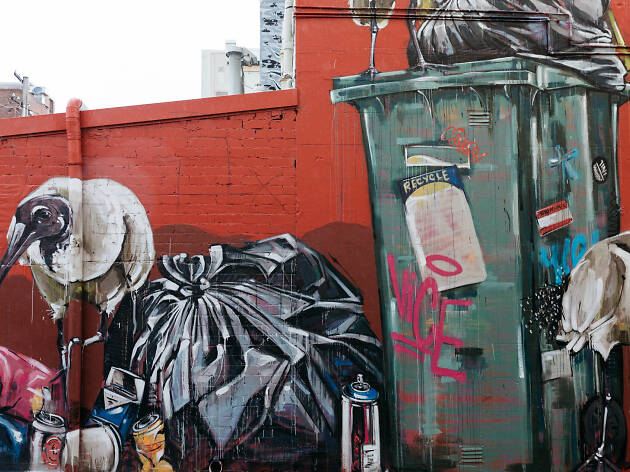 Where to find Sydney's best street art