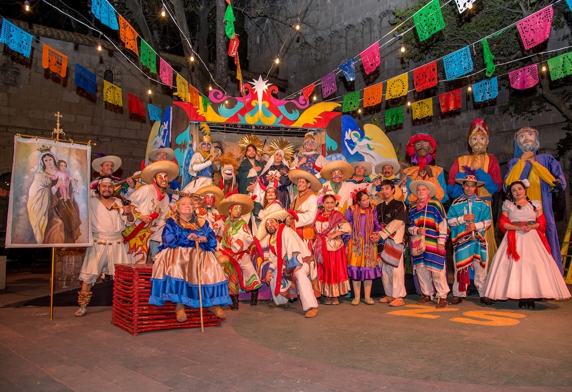 Tradicional Pastorela Mexicana