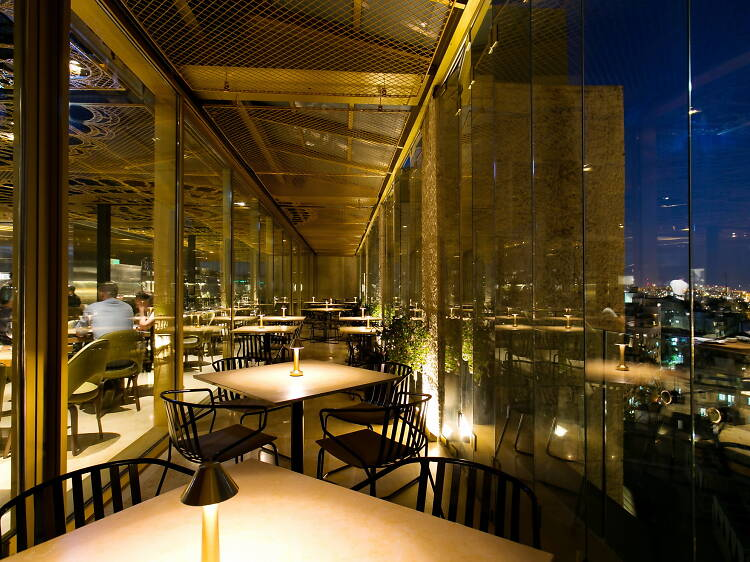 The best hotel restaurants in Jerusalem