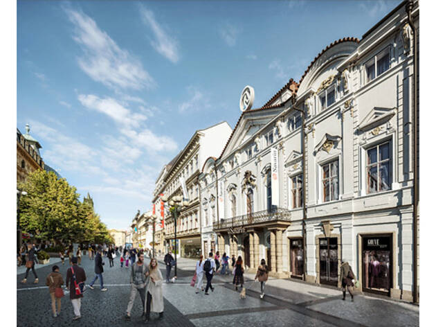 Time Out Group plc announces second management agreement to open a new Time Out Market in Prague