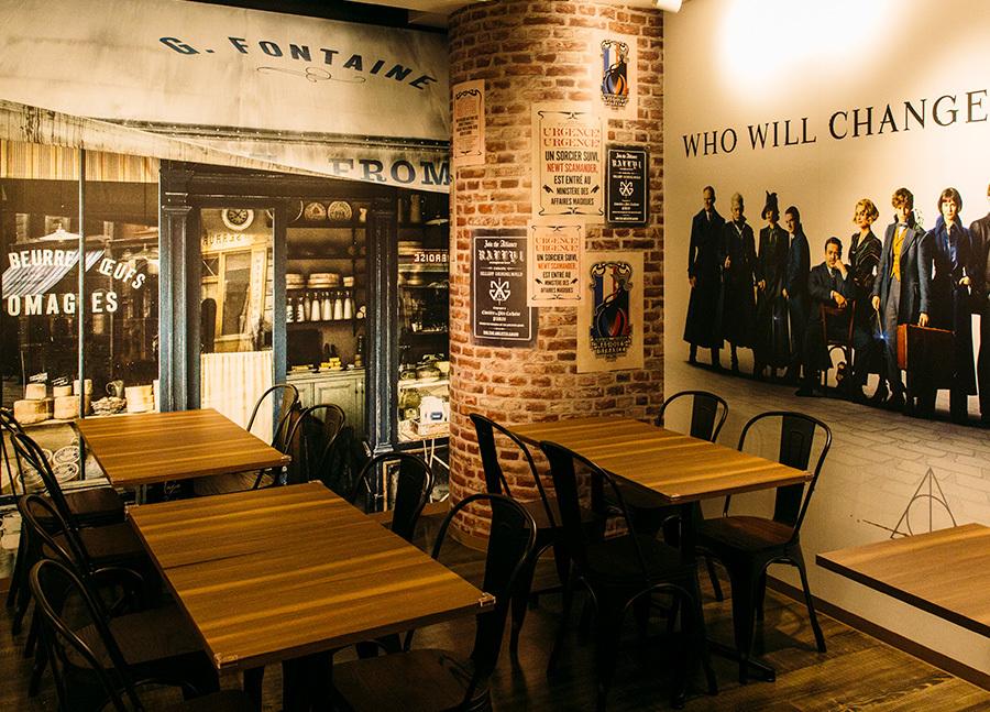 Wizarding World Cafe