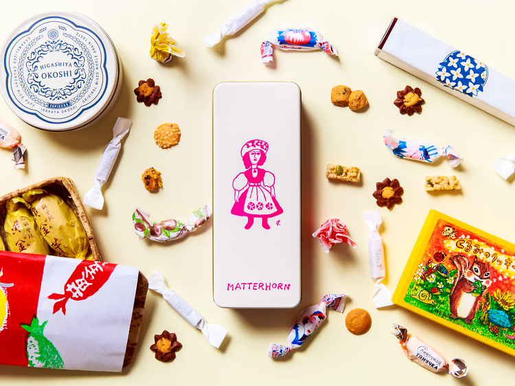 Best Tokyo souvenirs: gift-ready sweets and confectionery
