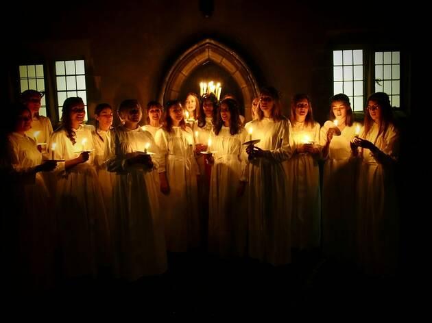 Lucia by Norrsang Choir