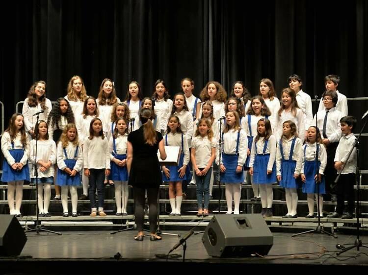 Coro de Santo Amaro de Oeiras - Noite Feliz